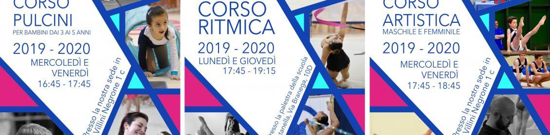 Al via il nuovo anno sportivo 2019/2020