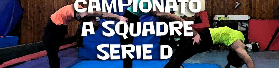 Prima Prova Campionato SERIE D a squadre GAF 2021 LA