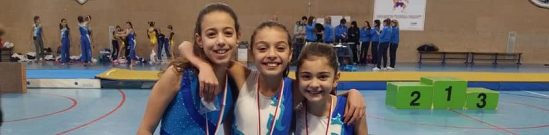 Prima Prova Campionato Individuale Silver GAF 2019 LA