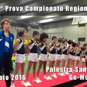 GAM - 1^ Prova Campionato Regionale UISP