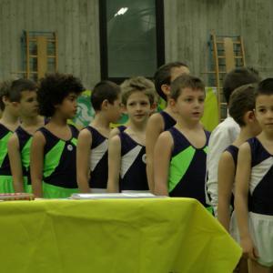 1^ Prova Campionato Regionale UISP GAM