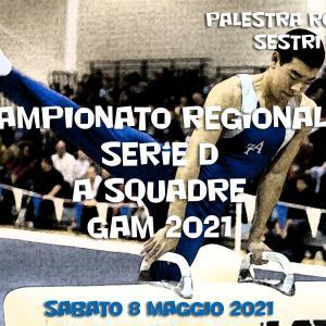 Campionato Regionale Serie D a squadre GAM 2021