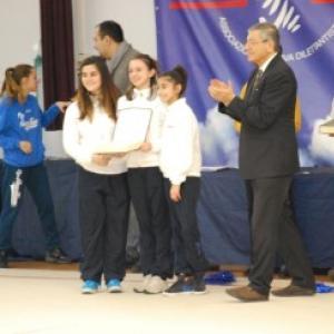 MANTERO Alice, GRASSO Giulia, PRISTIPINO Maria
