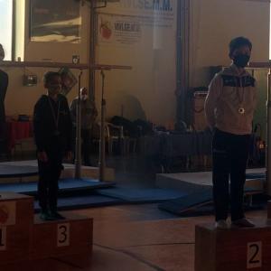 Prima Prova Campionato Individuale Regionale Silver GAM 2021 LA-LB-LC-LD-LE - I Risultati