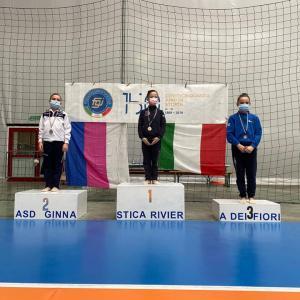 Prima Prova Campionato Individuale Silver GR 2021