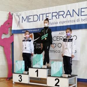 Prima Prova Campionato Individuale Silver GR 2021 LD-LE