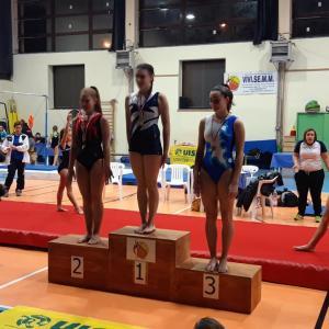 Prima Prova Campionato Regionale UISP 2019 - GAF