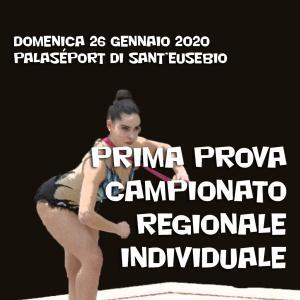 Prima Prova Campionato regionale USIP 2020 individuale - GR
