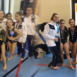 Prima Prova Campionato Regionale UISP - GAF