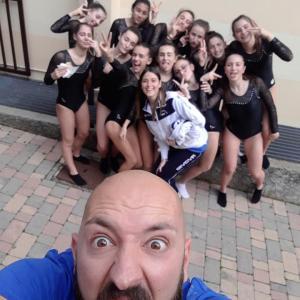 Prima prova Campionato Regionale Serie D a squadre GAF 2019