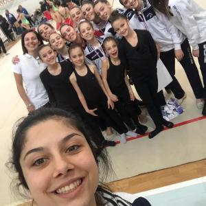 Prima prova Campionato Serie D a squadre GR 2019