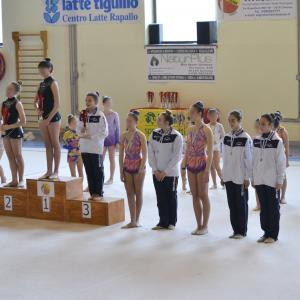 Prima Prova Campionato Regionale UISP - GR