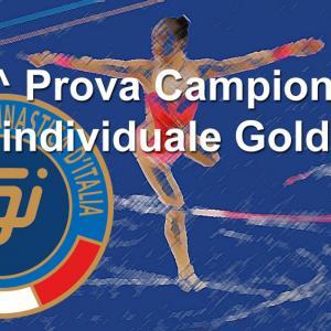 Prima Prova Campionato individuale GR Gold A