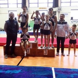 Seconda Prova Campionato Individuale Silver GAM 2019 LA LB LC