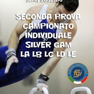 Seconda Prova Campionato Individuale Regionale Silver GAM 2021 LA-LB-LC-LD-LE