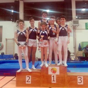 Seconda Prova Campionato Regionale UISP 2019 GAM