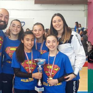 Seconda prova Campionato Regionale Serie D a squadre GAF 2019