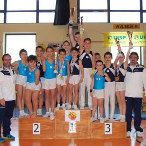 Seconda Prova Campionato Regionale UISP